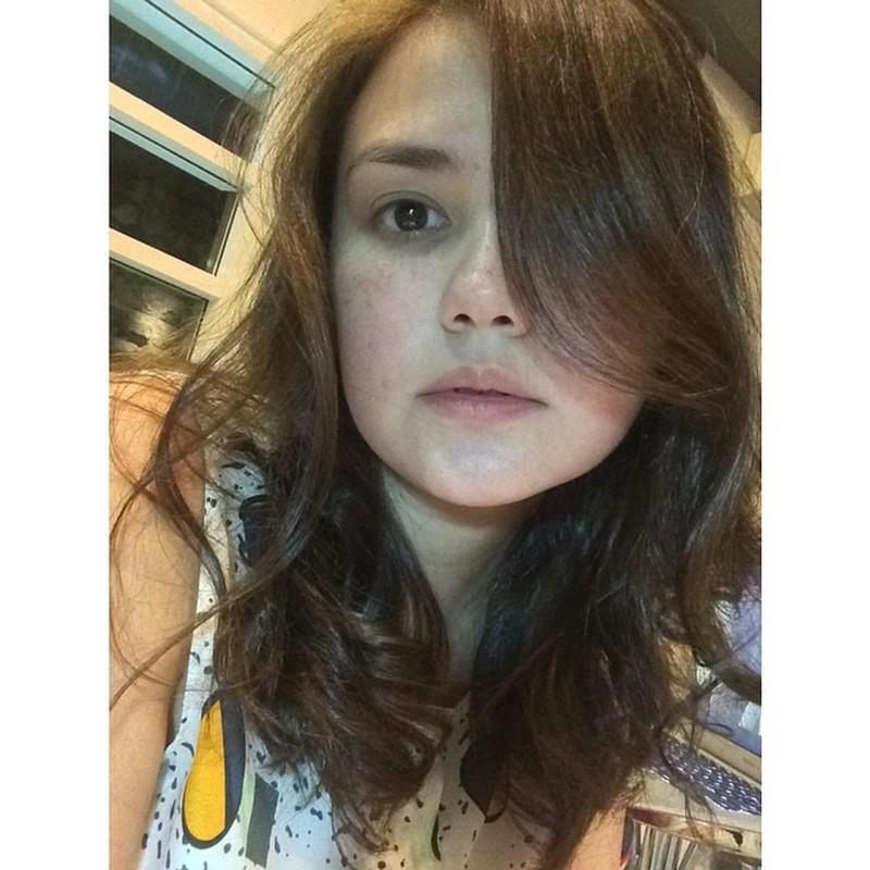 LOOK: Hugot Queen Angelica Panganiban's Hair Story