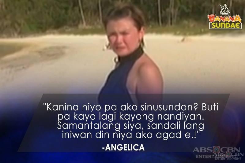 Trending: Angelica's Hugot on Banana Sundae