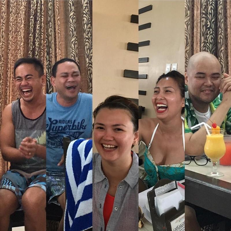 Banana Sundae goes to Boracay