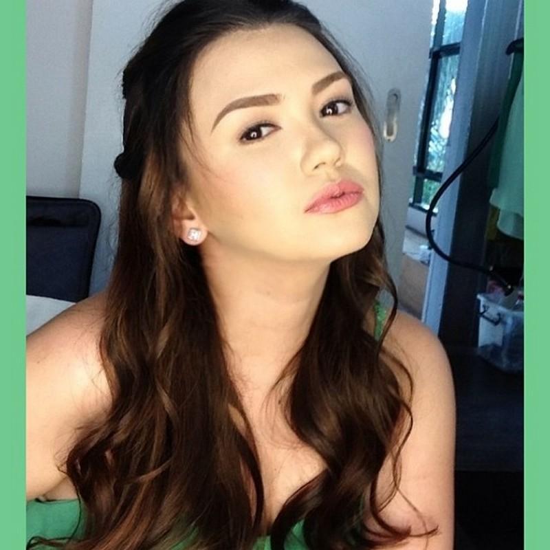 Look Hugot Queen Angelica Panganiban S Hair Story