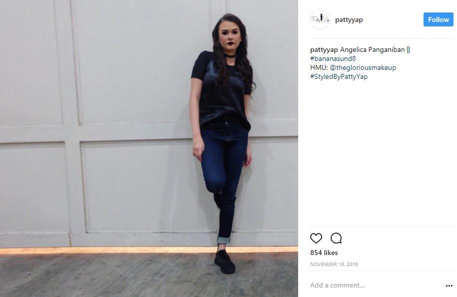 PAK! Ito ay ilan lamang sa mga litratong palaban ni Angelica Panganiban!