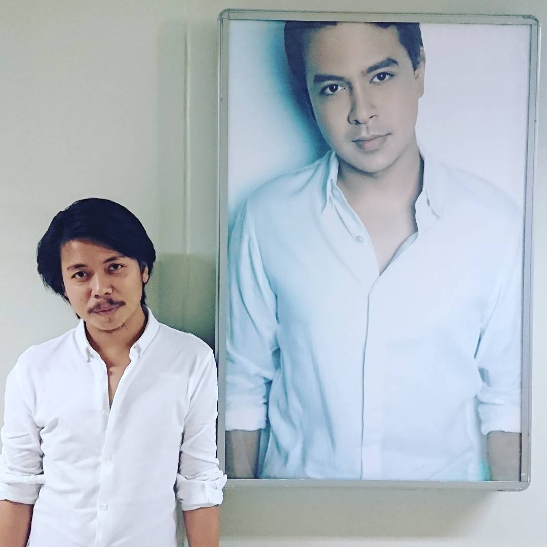 These photos of Empoy show he's the new pogi that will break hearts