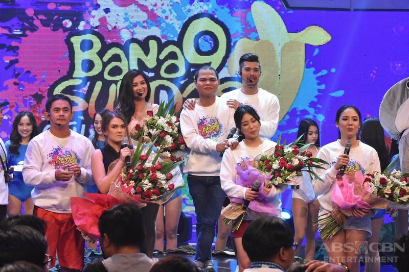 IN PHOTOS: Ang masaya at makulit na kaganapan sa #Bana9Sundae 9th Anniversary special