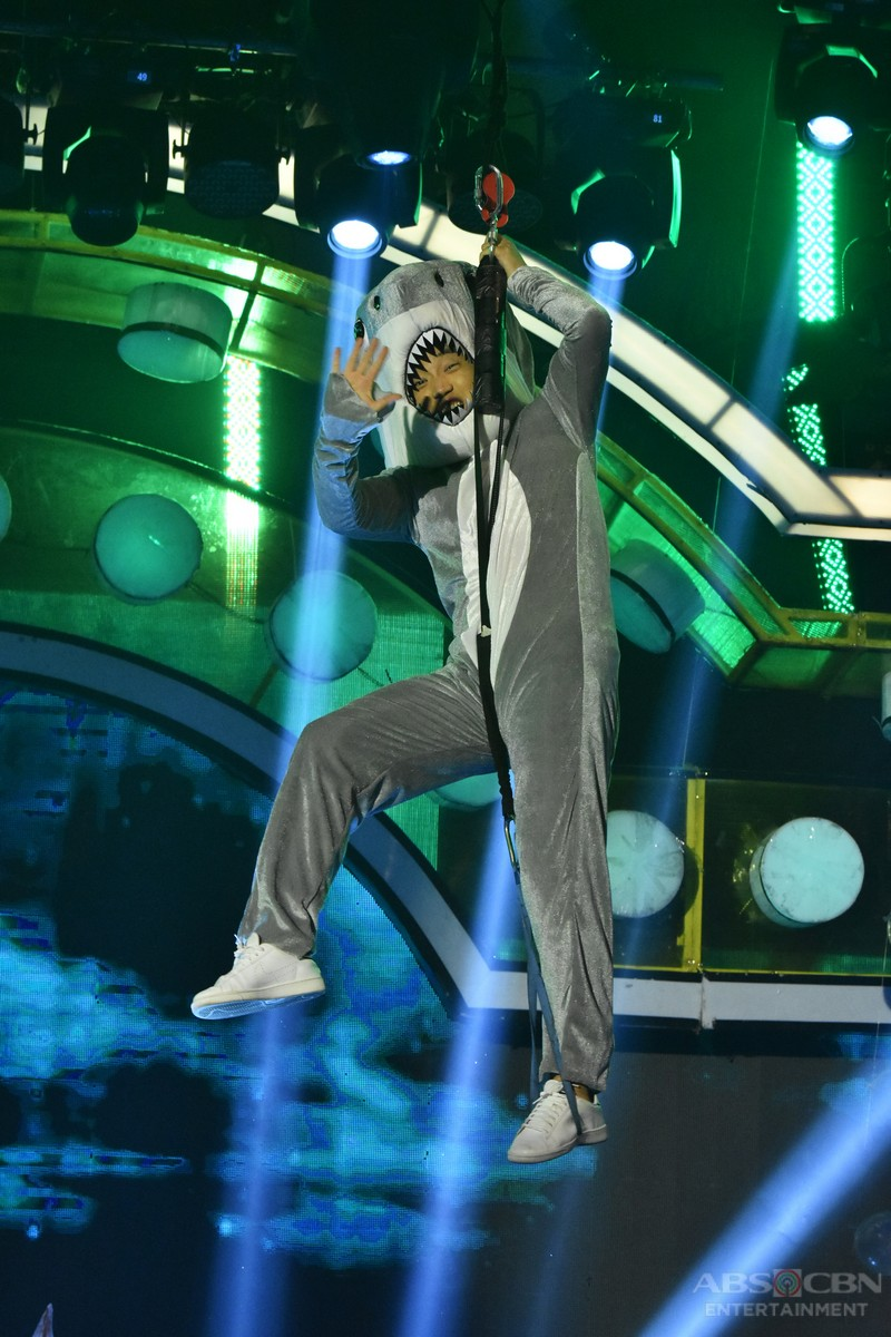 IN PHOTOS: Team Angelica's nail-biting performance on Banana Sundae