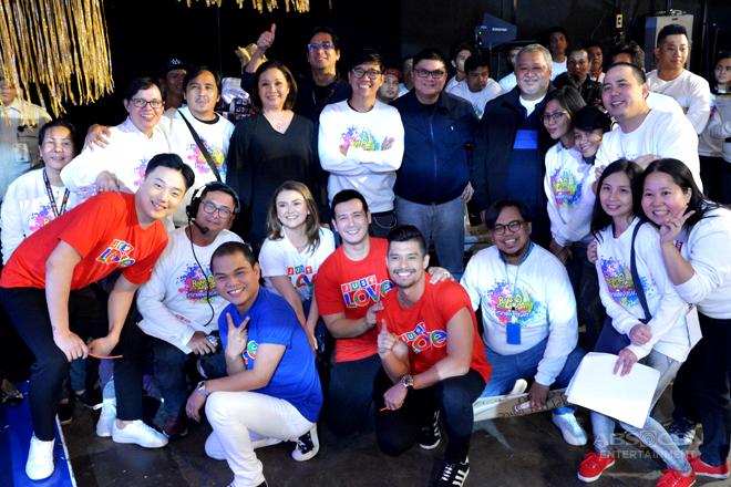 ABS-CBN Christmas SID 2017: Just Love Ngayong Christmas with Bananakada