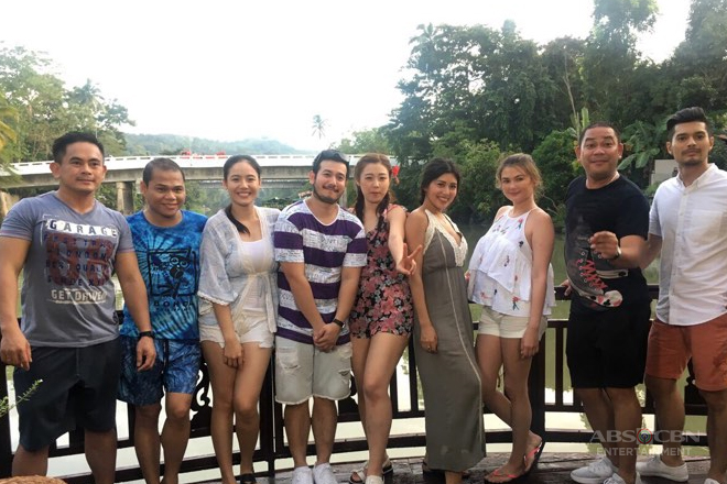 Behind-The-Scenes: Banana Sundae Goes To Bohol Part 2