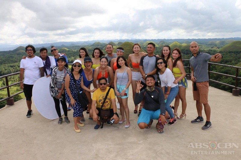 Behind-The-Scenes: Banana Sundae Goes To Bohol Part 2