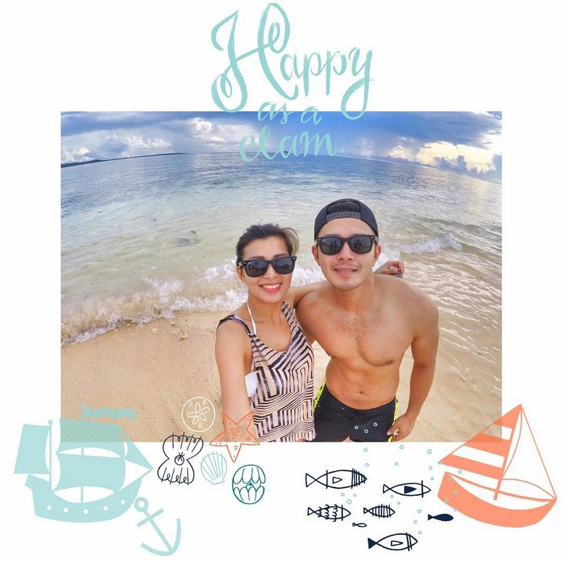 LOOK: Here are the photos of perfect couple Alex and Sunshine that will instantly bring you to summer getaway!