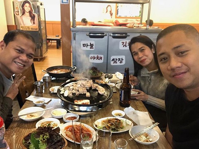 IN PHOTOS: Pasilip sa naganap na Korea trip ng BananaKada!