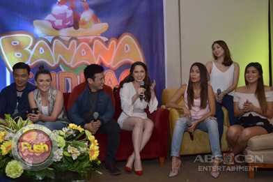 Exclusive Banana Sundae Cast Share The Highlights Of Their