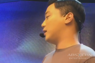 Ryan Bang, na-bully during rehearsal ng Banana Sundae