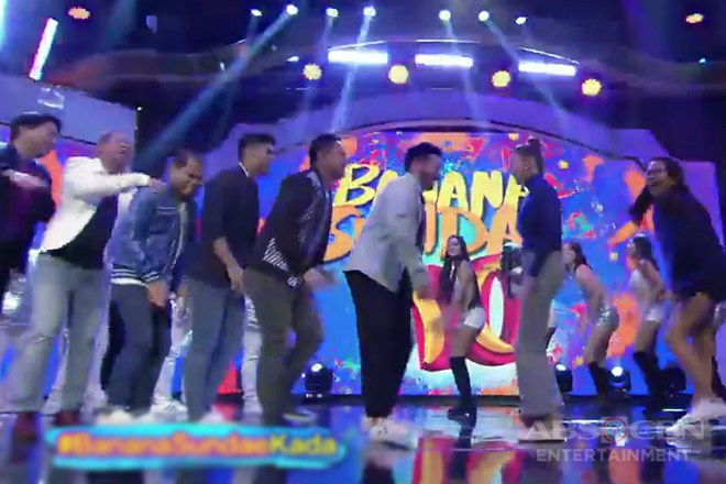 BananaKada opens their 10th anniversary celebration with a special dance number